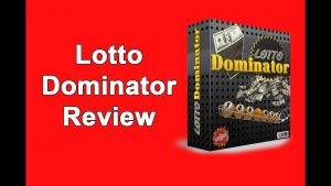 lotto dominator system