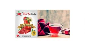 The Red Tea Detox Liz Swann Miller