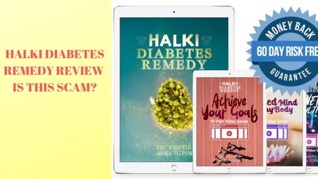 Halki Diabetes Remedy - New Dec 2019 Funnel Reviews